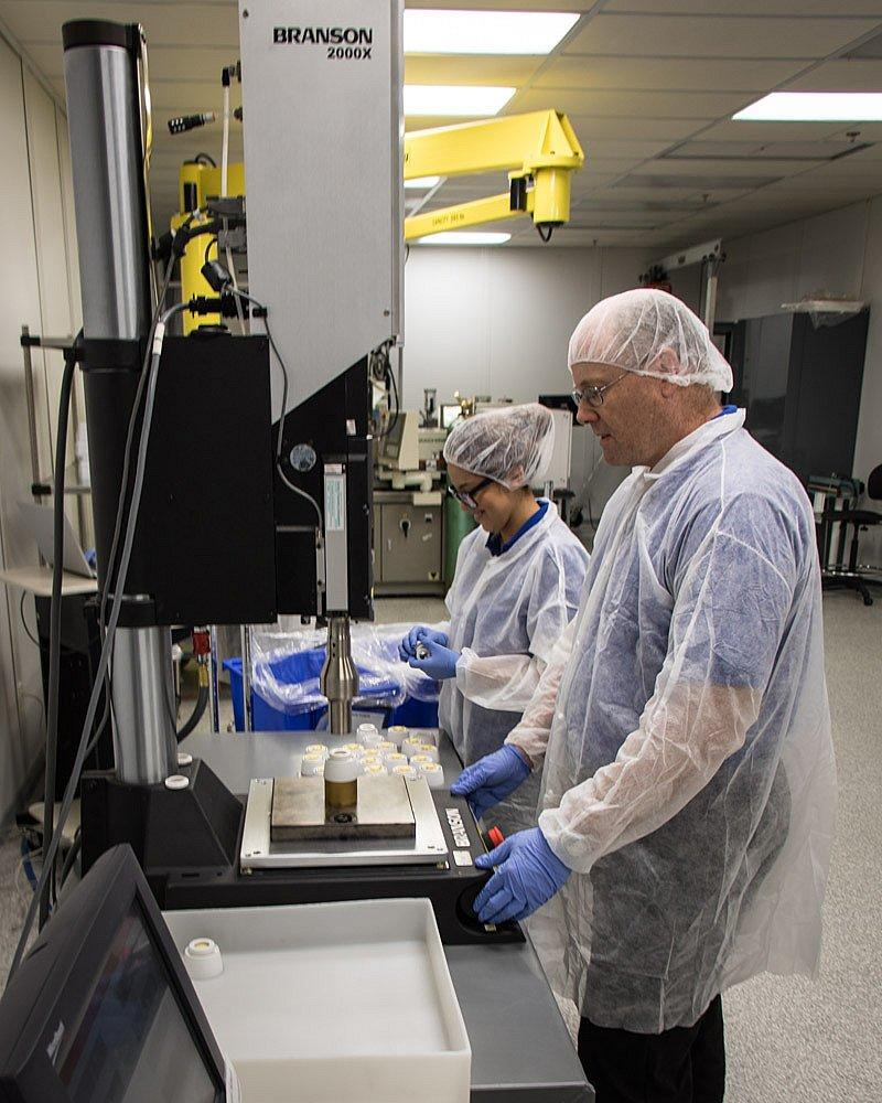 Matrix Tool Cleanroom Assembly